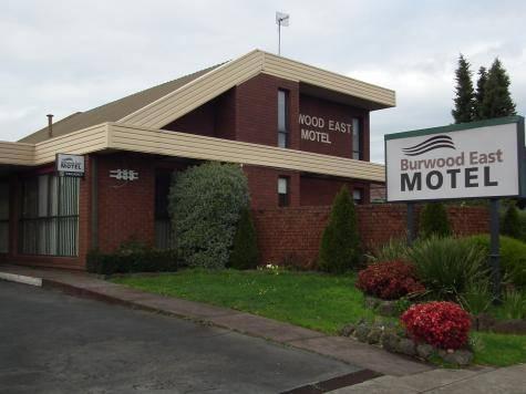 Exterior - Burwood East Motel