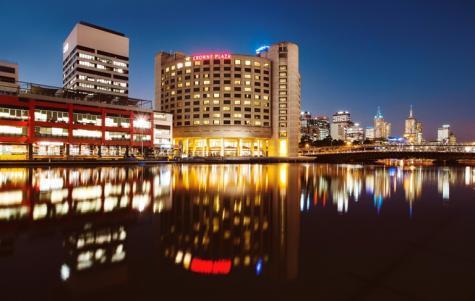 Hotel Exterior - Crowne Plaza Melbourne
