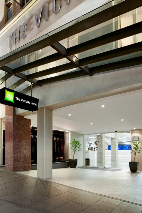 Exterior - ibis Styles Melbourne, The Victoria Hotel