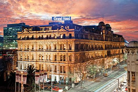 Exterior - Quest Grand Hotel Melbourne