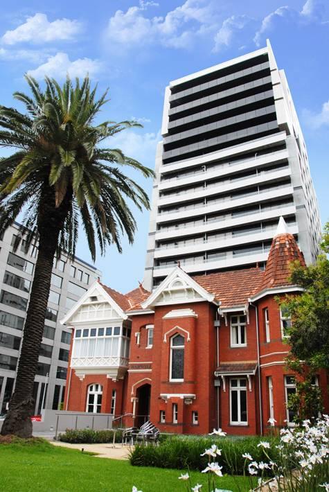 Exterior - Seasons Heritage Melbourne
