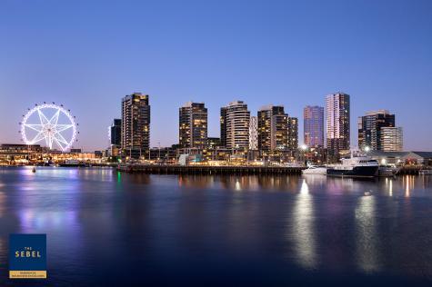 Waterfront - The Sebel Residences, Melbourne Docklands