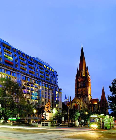 Exterior - The Westin Melbourne