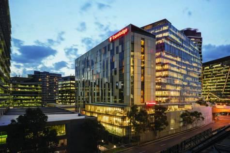 Exterior - Travelodge Hotel Melbourne, Docklands