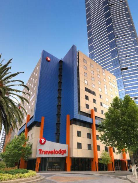 Travelodge Southbank Melbourne - Travelodge Hotel Melbourne, Southbank